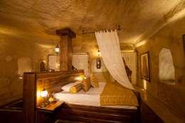 Спальни в . Автор – Kayakapi Premium Caves - Cappadocia
