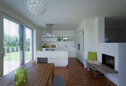 Кухни в . Автор – Hofmann Keicher Ring Architekten