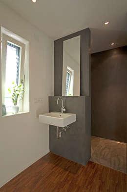 Ванные комнаты в . Автор – Hofmann Keicher Ring Architekten