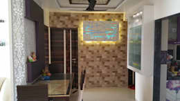 wall highlighter :  Corridor & hallway by Alaya D'decor