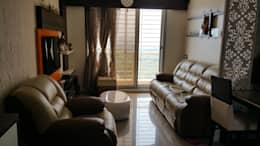 living room: modern Living room by Alaya D'decor