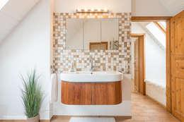 Ванные комнаты в . Автор – Immotionelles