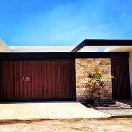 TOAR Ingenieria Y Diseño: Casas de estilo moderno por TOAR INGENIERIA Y DISEÑO