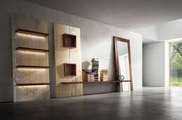 Walls & flooring by Dughiero studio