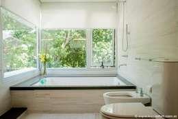 Ванные комнаты в . Автор – AMADO arquitectos