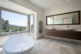 Baños de estilo mediterraneo por elena10