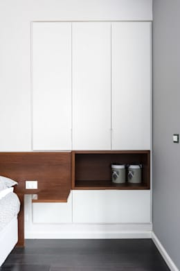minimalistic Bedroom by Paolo Fusco Photo