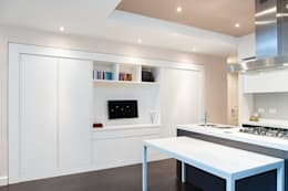 minimalistic Kitchen by Paolo Fusco Photo