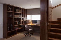 Phòng học/Văn phòng by Basch Arquitectos
