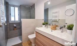 modern Bathroom by iloftyou