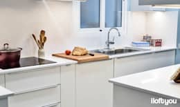 modern Kitchen by iloftyou