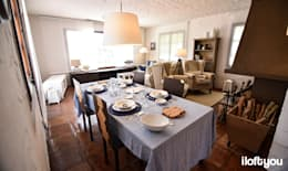 Comedores de estilo mediterraneo por iloftyou