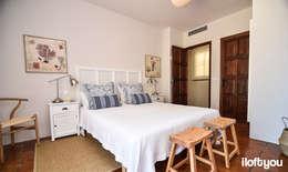 Dormitorios de estilo mediterraneo por iloftyou
