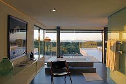 Ванные комнаты в . Автор – guedes cruz arquitectos