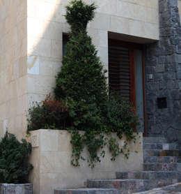 Casas de estilo moderno por Boué Arquitectos