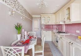 eclectic Kitchen by Marina Sarkisyan