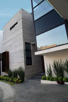 Casas de estilo moderno por WRKSHP arquitectura/urbanismo