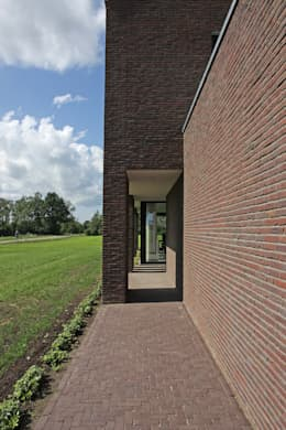 country Houses by BenW architecten