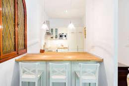 moderne Keuken door ISLABAU constructora