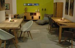 غرفة السفرة تنفيذ Room & Garden GmbH