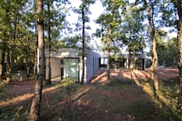 Casas de estilo minimalista por Comas-Pont Arquitectes slp