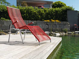 Projekty,  Ogród zaprojektowane przez Schaffner AG