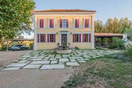 Casas de estilo mediterráneo por goodnova godiniaux