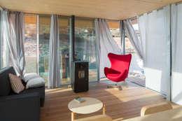 eclectic Living room by Friday, Ciência e Engenharia do Lazer, SA