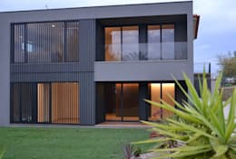 Дома в . Автор – PAULA NOVAIS ARQUITECTOS E DESIGN