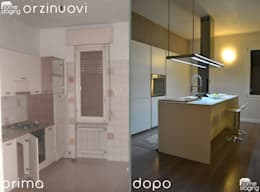 Кухни в . Автор – LTAB/LAB STUDIO