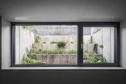 Corneille Uedingslohmann Architekten의  정원