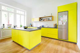 minimalistische Keuken door Jan Tenbücken Architekt