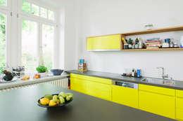 Jan Tenbücken Architektが手掛けたキッチン