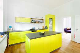 minimalistic Kitchen by Jan Tenbücken Architekt