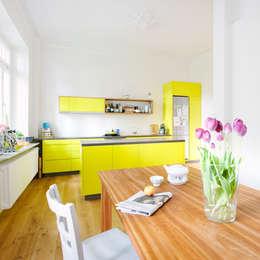 Jan Tenbücken Architekt: minimal tarz tarz Yemek Odası
