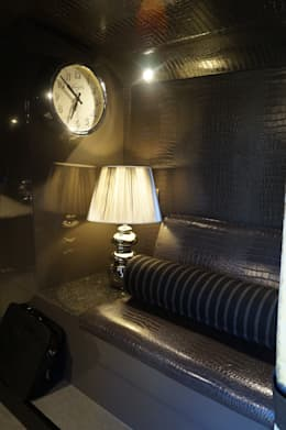Hoteles de estilo  por Peter Silk