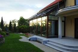 Зимние сады в . Автор – Pracownia Projektowa Architektury Krajobrazu Januszówka