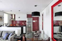 غرفة السفرة تنفيذ Mario Catani - Arquitetura e Decoração
