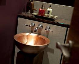 modern Bathroom by Folio Design