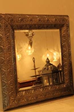 mediterranean Living room تنفيذ El Moro