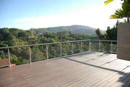 Terrazas de estilo  por Arquitecto Juan Pablo Fernandes