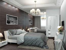 غرفة نوم تنفيذ Rosso