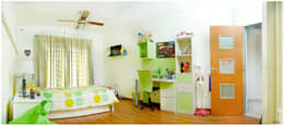 Silvana Valerio의  어린이용 침실