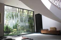 Corridor & hallway by Windlock - soluciones sustentables