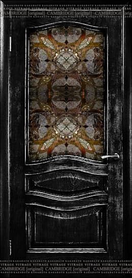 CAMBRIDGE [original]: Окна и двери в . Автор – KAGADATO
