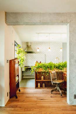 Meets Photo: CLOWNSが手掛けたキッチンです。