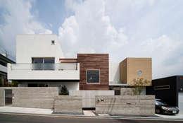 s tto : MAY COMPANY & ARCHITECTSが手掛けた家です。