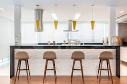 modern Kitchen by AR Arquitetura & Interiores