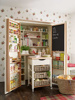 مطبخ تنفيذ Laura Ashley Decoración