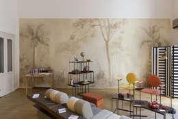 Walls & flooring by Picta Wallpaper
